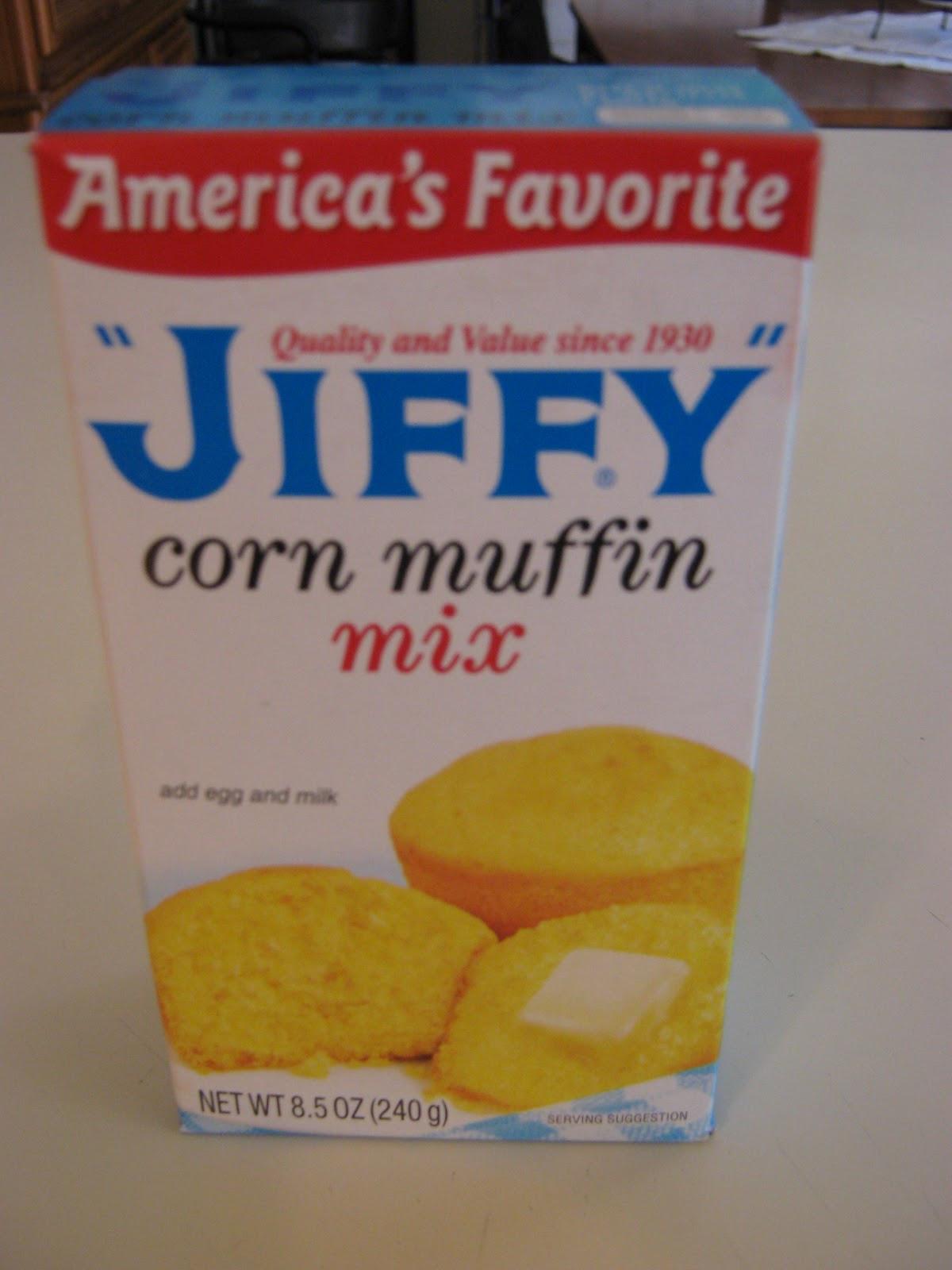 Jiffy Cornbread Directions  Fake It Frugal Fake Jiffy Cornbread Mix