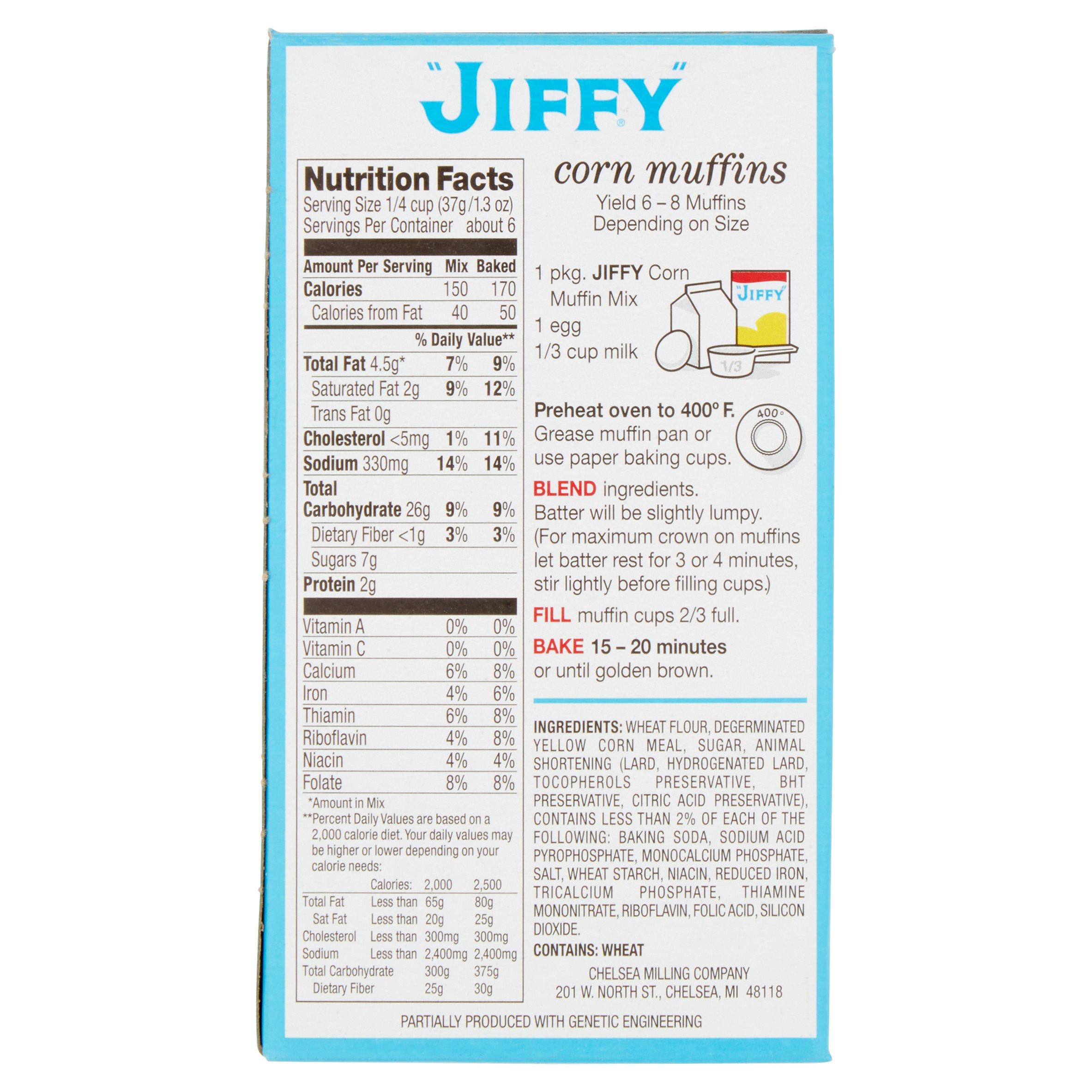 Jiffy Cornbread Directions  jiffy cornbread directions