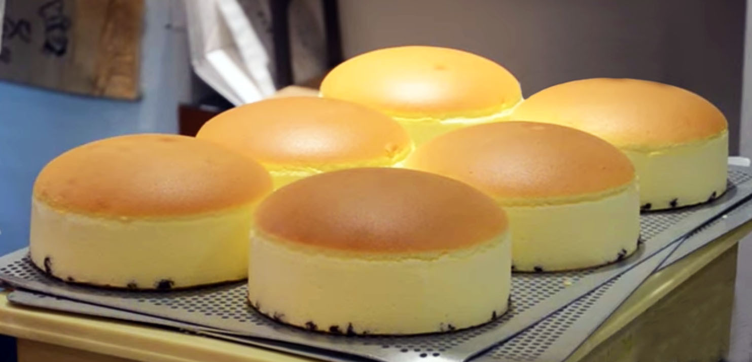 Jiggly Cheesecake Recipe  Japanese cheesecake Where to Find It & How to Make It