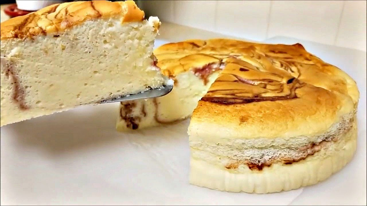 Jiggly Cheesecake Recipe  Jiggly Fluffy Japanese Cheesecake Cotton Cheesecake