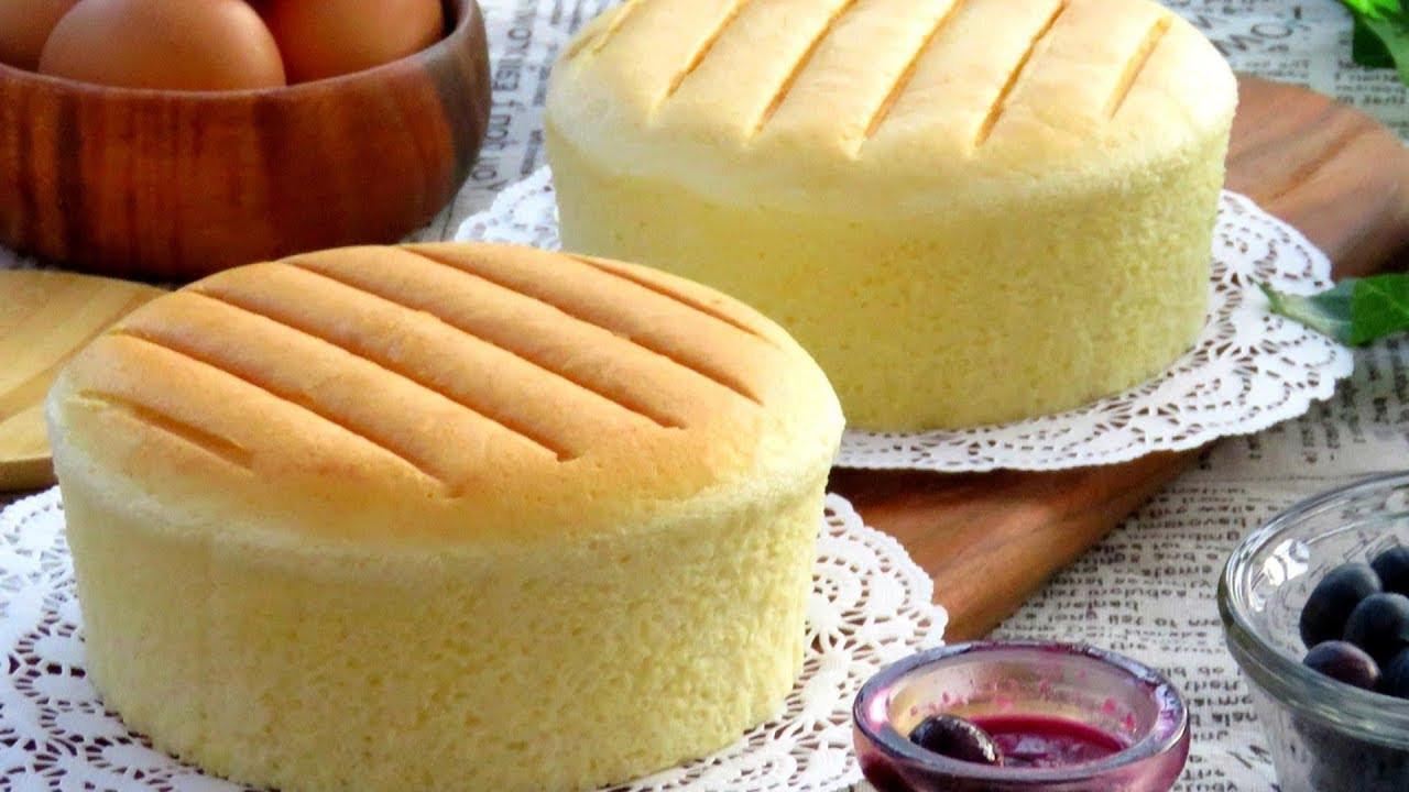 Jiggly Cheesecake Recipe  How To Make Cotton Japanese Cheesecake