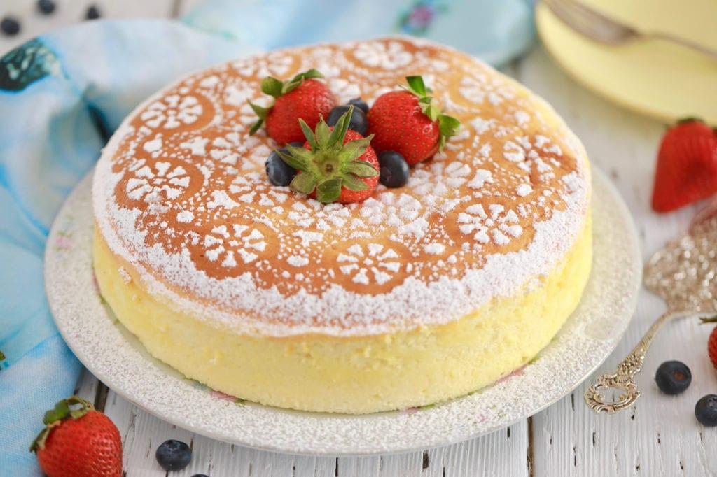 Jiggly Cheesecake Recipe  Japanese Cheesecake Recipe Simplified Gemma s Bigger