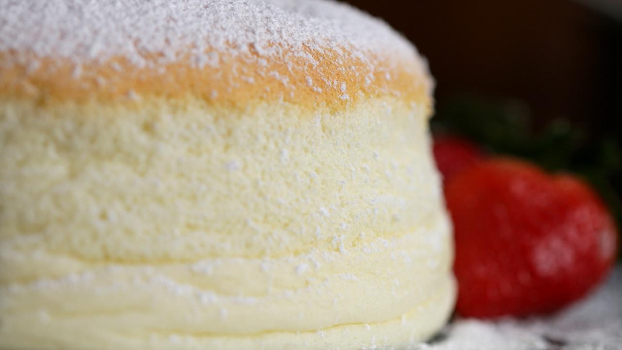 Jiggly Cheesecake Recipe  Jiggly Fluffy Japanese Cheesecake