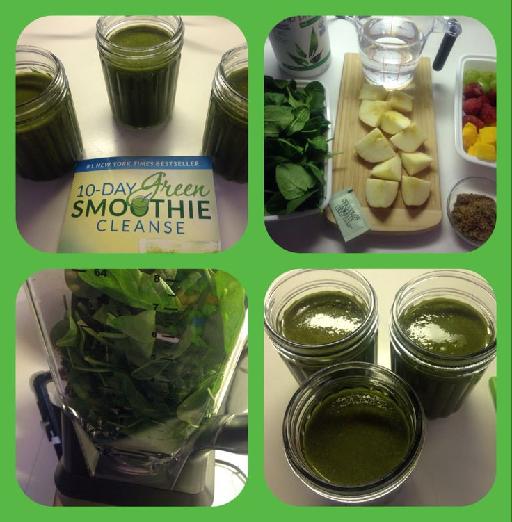 Jj Green Smoothies  Day 1 JJ Smith 10 Day Green Smoothie Cleanse I refuse