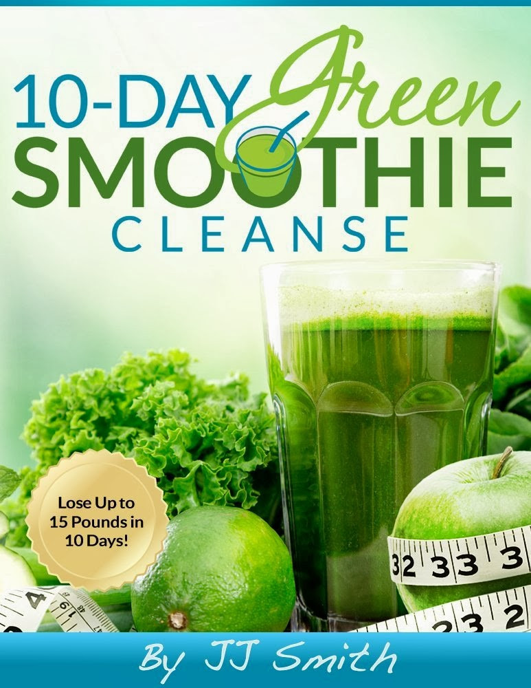 Jj Green Smoothies  nutritionist jj smith shares 10 day smoothie cleanse
