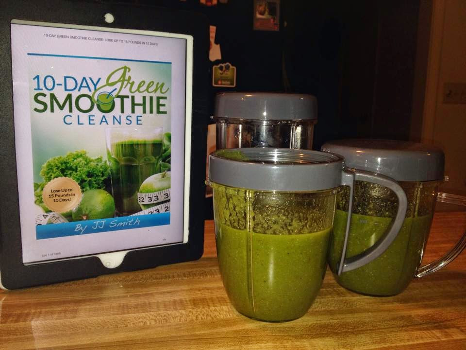 Jj Green Smoothies  10 Day Green Smoothie Cleanse Review Wife The Run