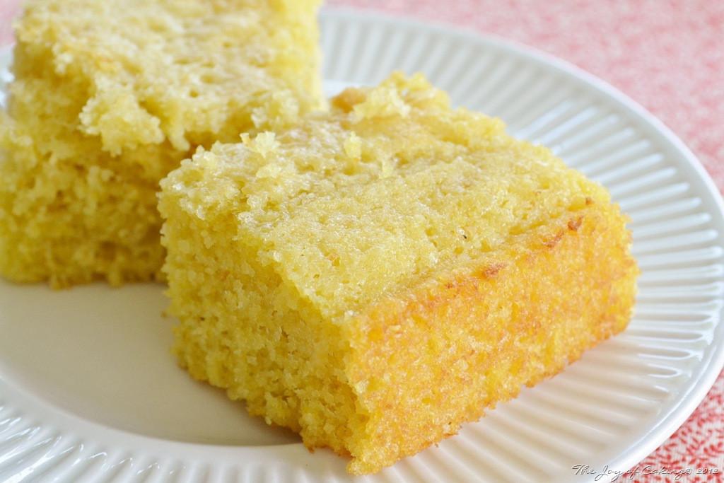 Johnny Cake Recipe  Johnny Cake or Cornbread – THE JOY OF CAKING