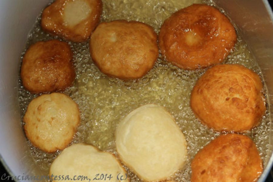 Johnny Cake Recipe  Cooking Up Johnny Cakes with The Crucian Contessa