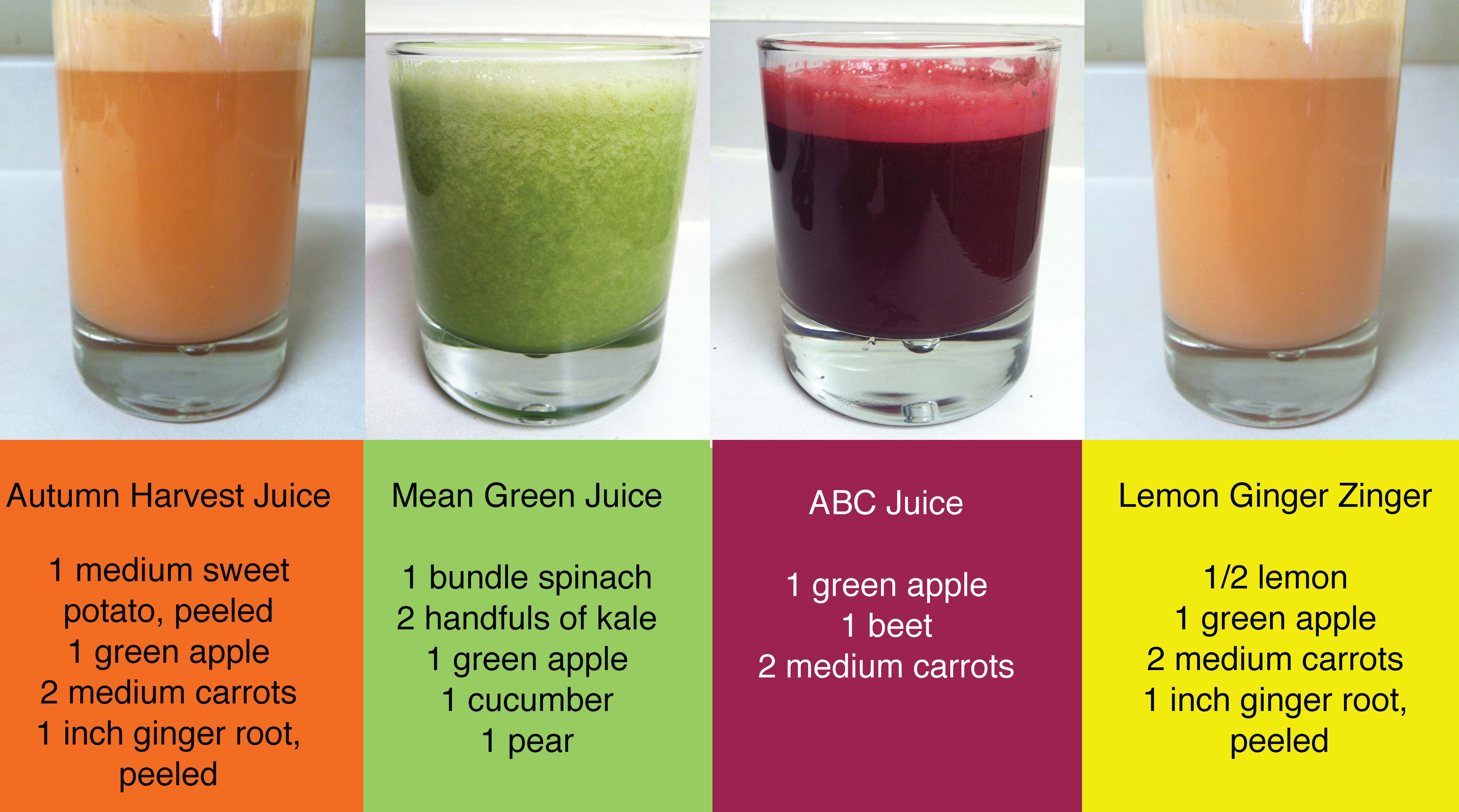 Juice Diet Recipes For Weight Loss  Healthy Juice Recipes That Help You Lose Weight Fast