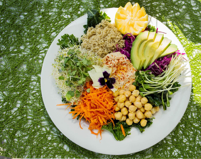 Kale Recipes Vegan  Vegan Kale Salad Recipe by Fala Bar