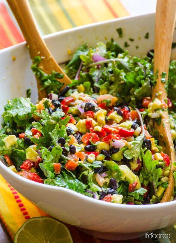 Kale Recipes Vegan  Vegan Kale Salad Recipes