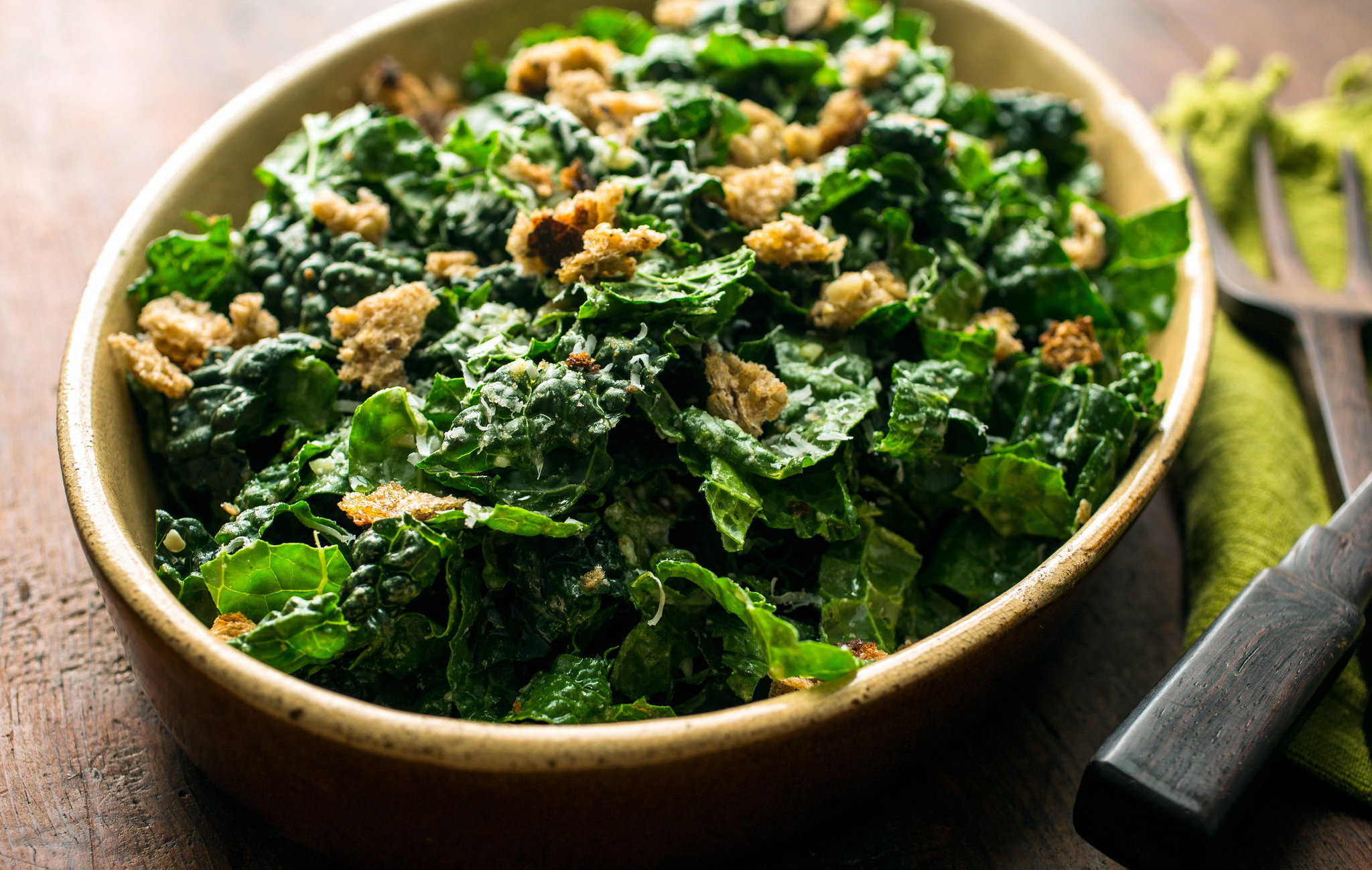 Kale Salad Recipes  Kale Salad Recipe — Dishmaps