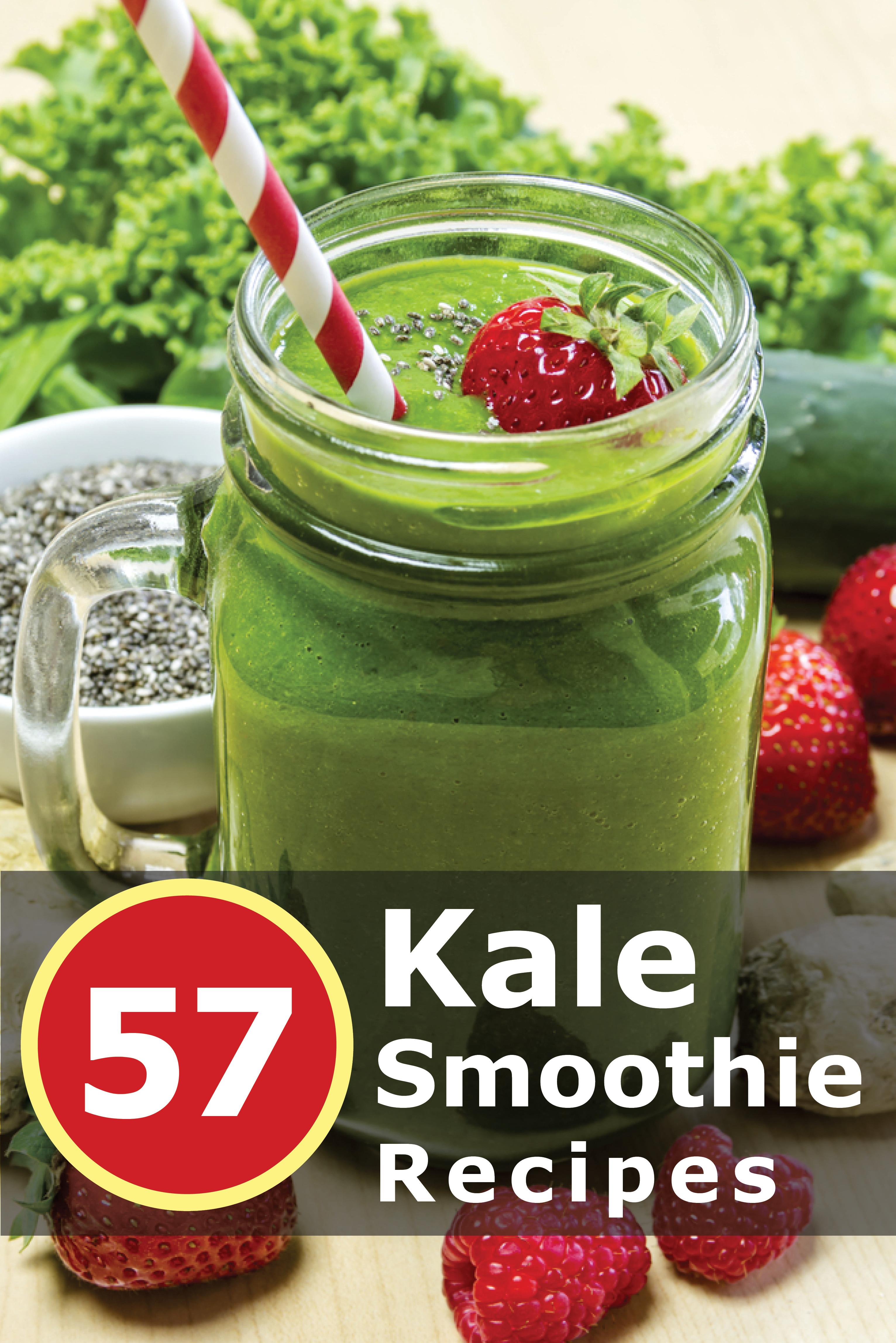 Kale Smoothie Recipes  57 Amazing Vegan and Paleo Friendly Kale Smoothie Recipes