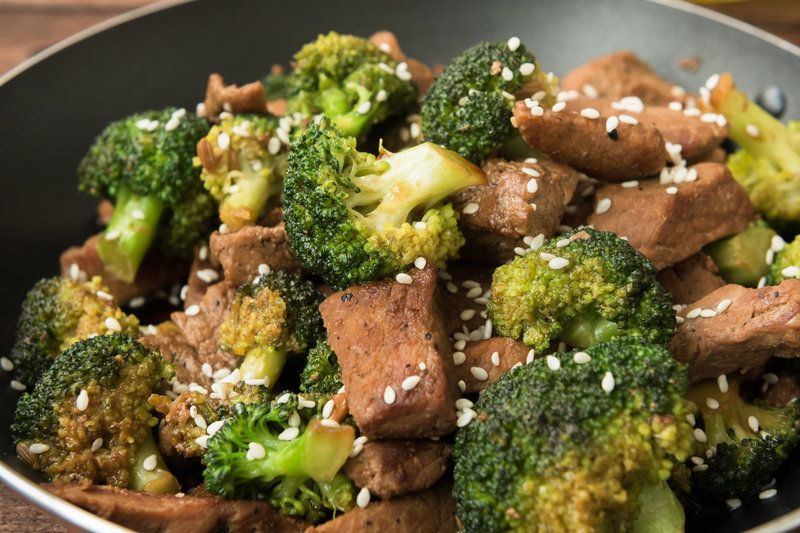 Keto Beef And Broccoli  Home Exclusively Keto