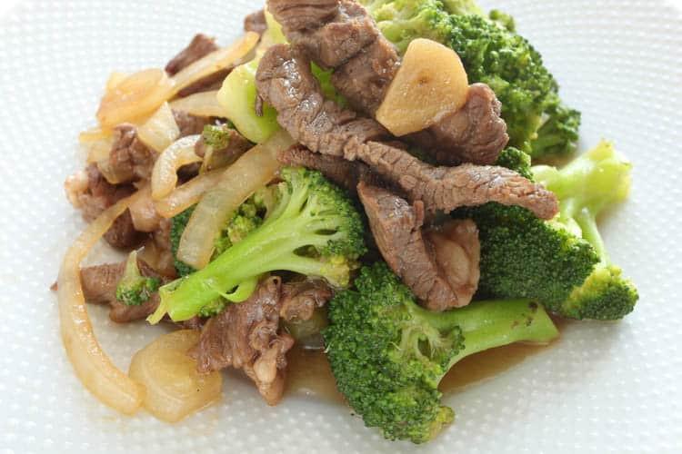 Keto Beef And Broccoli  Keto Friendly Broccoli and Beef Stir Fry