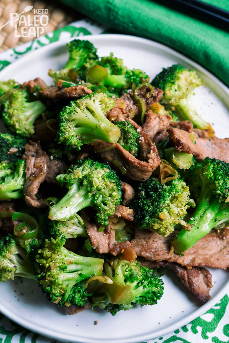 Keto Beef And Broccoli  Paleo Beef and Red Meat Recipes Page 2 of 10