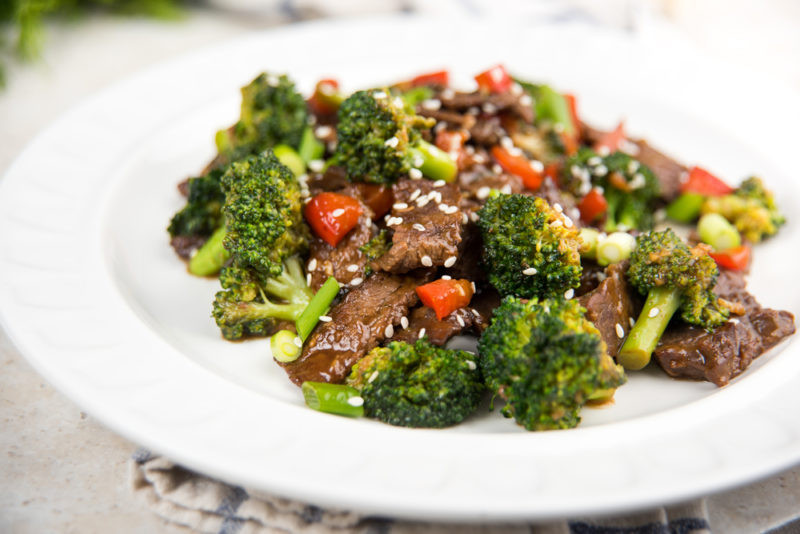 Keto Beef And Broccoli  Keto Slow Cooker Beef & Broccoli Easy & Low Carb