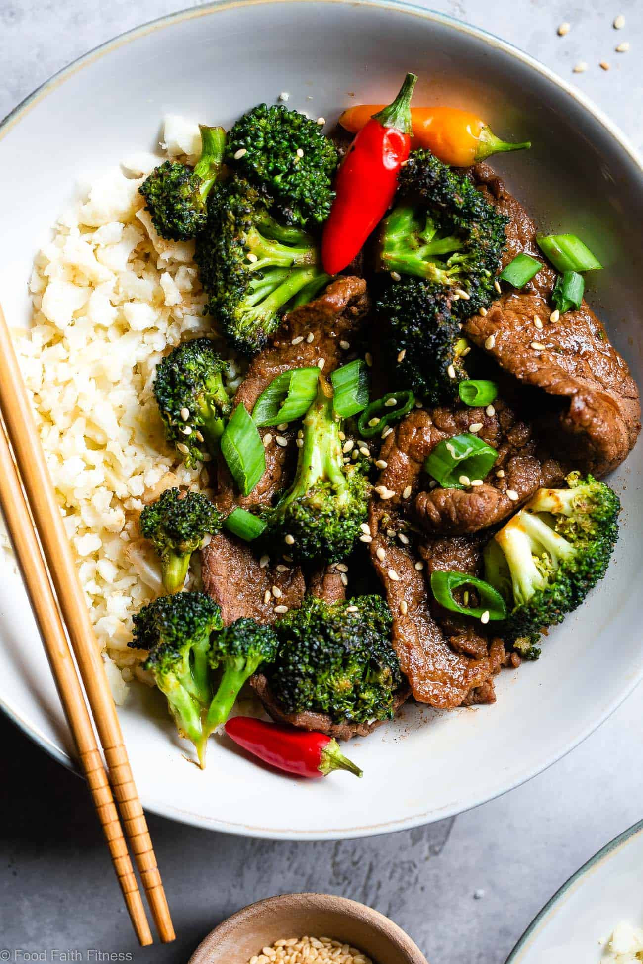 Keto Beef And Broccoli  Paleo Low Carb Keto Beef and Broccoli