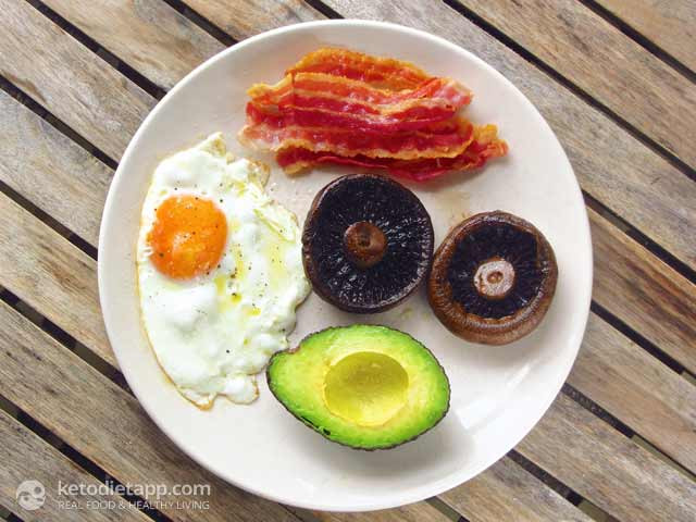 Keto Breakfast Eggs  All Day Keto Breakfast