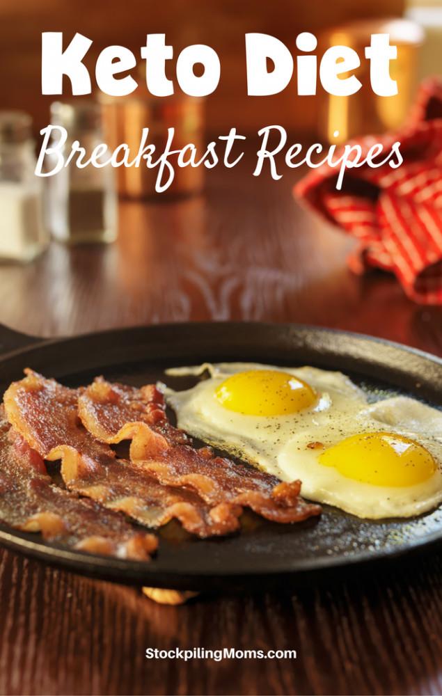 Keto Breakfast Recipes  12 Keto Diet Breakfast Recipes
