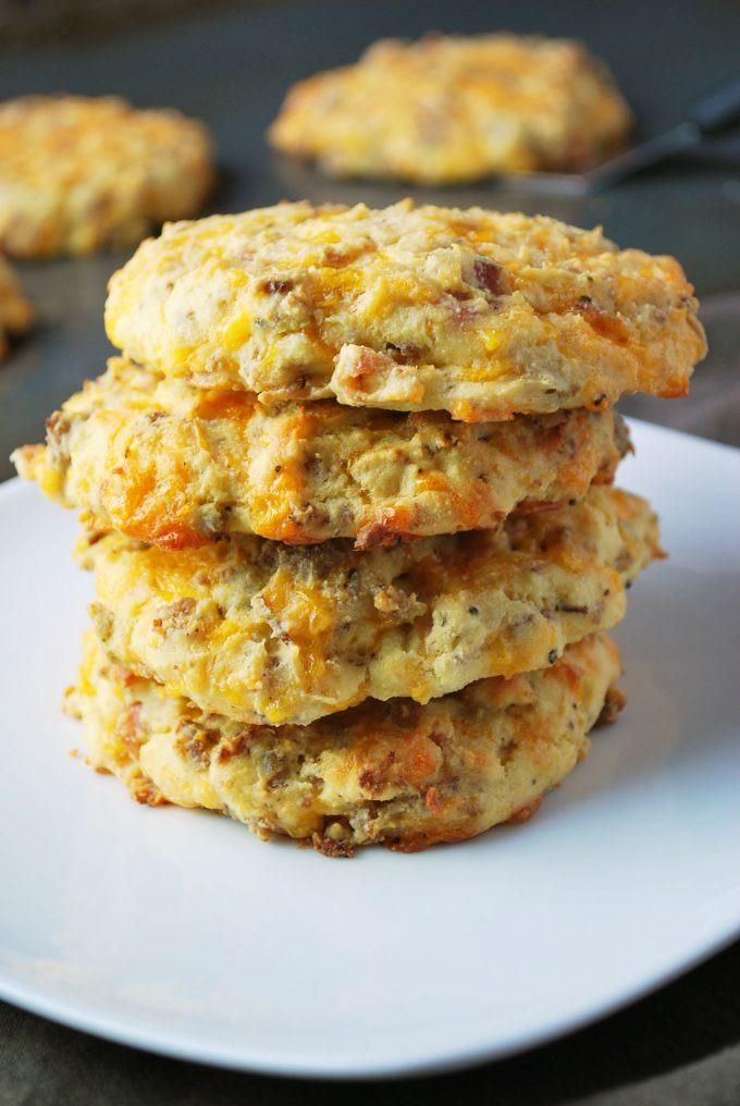 Keto Breakfast Recipes  Keto Diet Friendly Savory Breakfast Cookies Amee s Savory