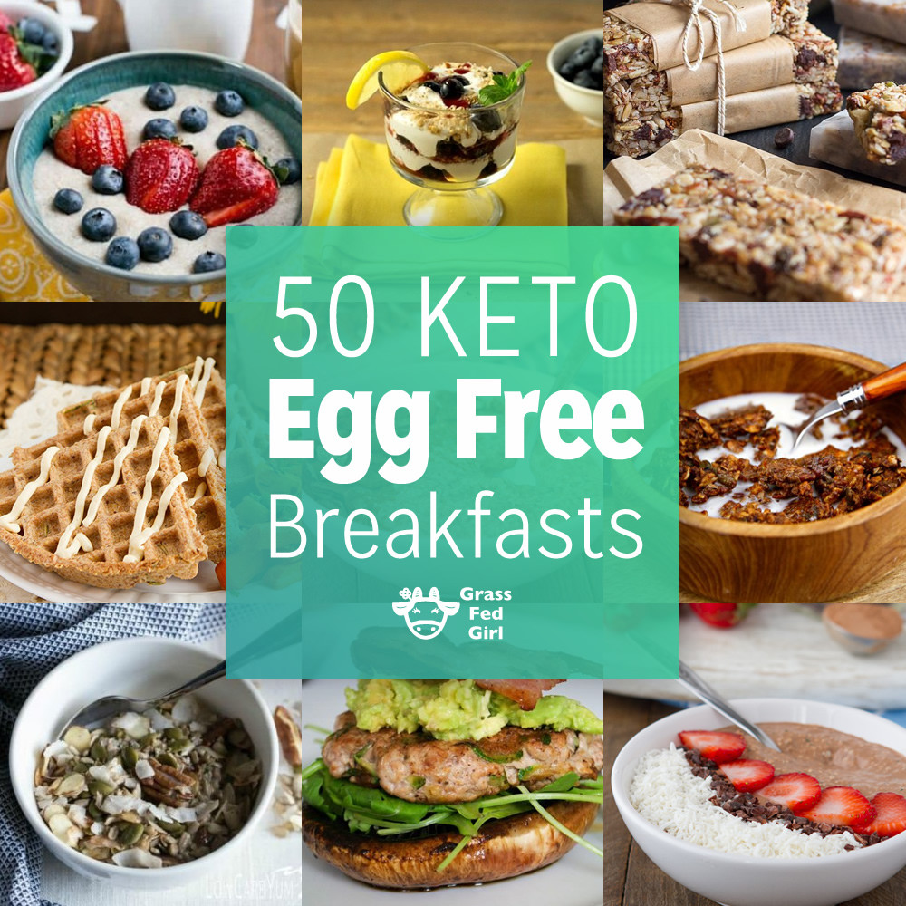Keto Breakfast Without Eggs  Egg Free Low Carb and Keto Breakfasts