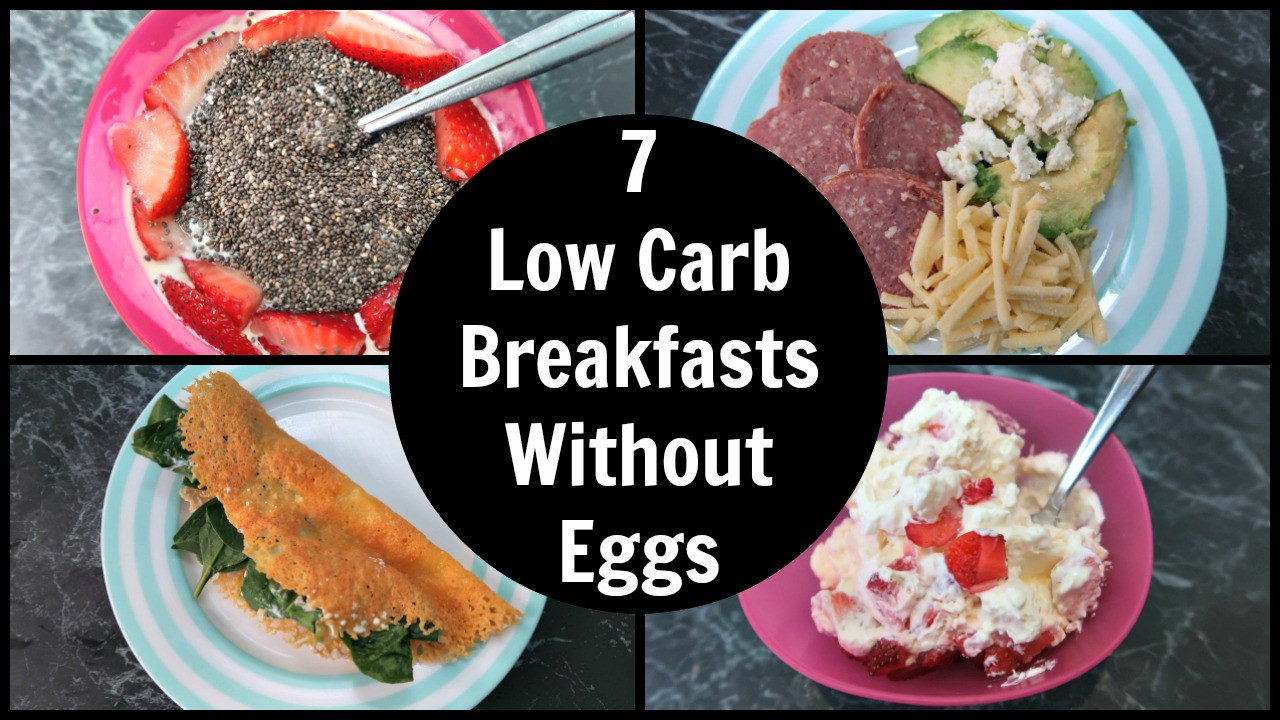 Keto Breakfast Without Eggs  7 Low Carb Breakfast Without Eggs Easy Keto Breakfasts