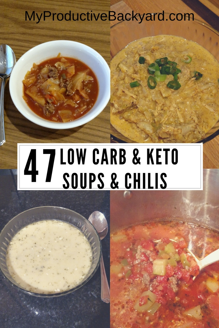Keto Cabbage Soup  47 Low Carb Keto Soups and Chilis My Productive Backyard