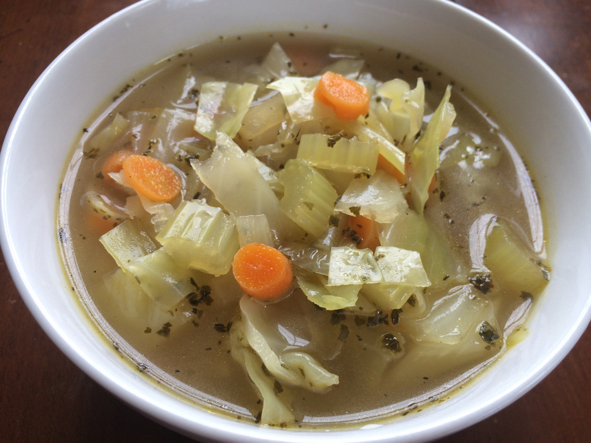 Keto Cabbage Soup  Keto Cabbage Soup – Keto Noms