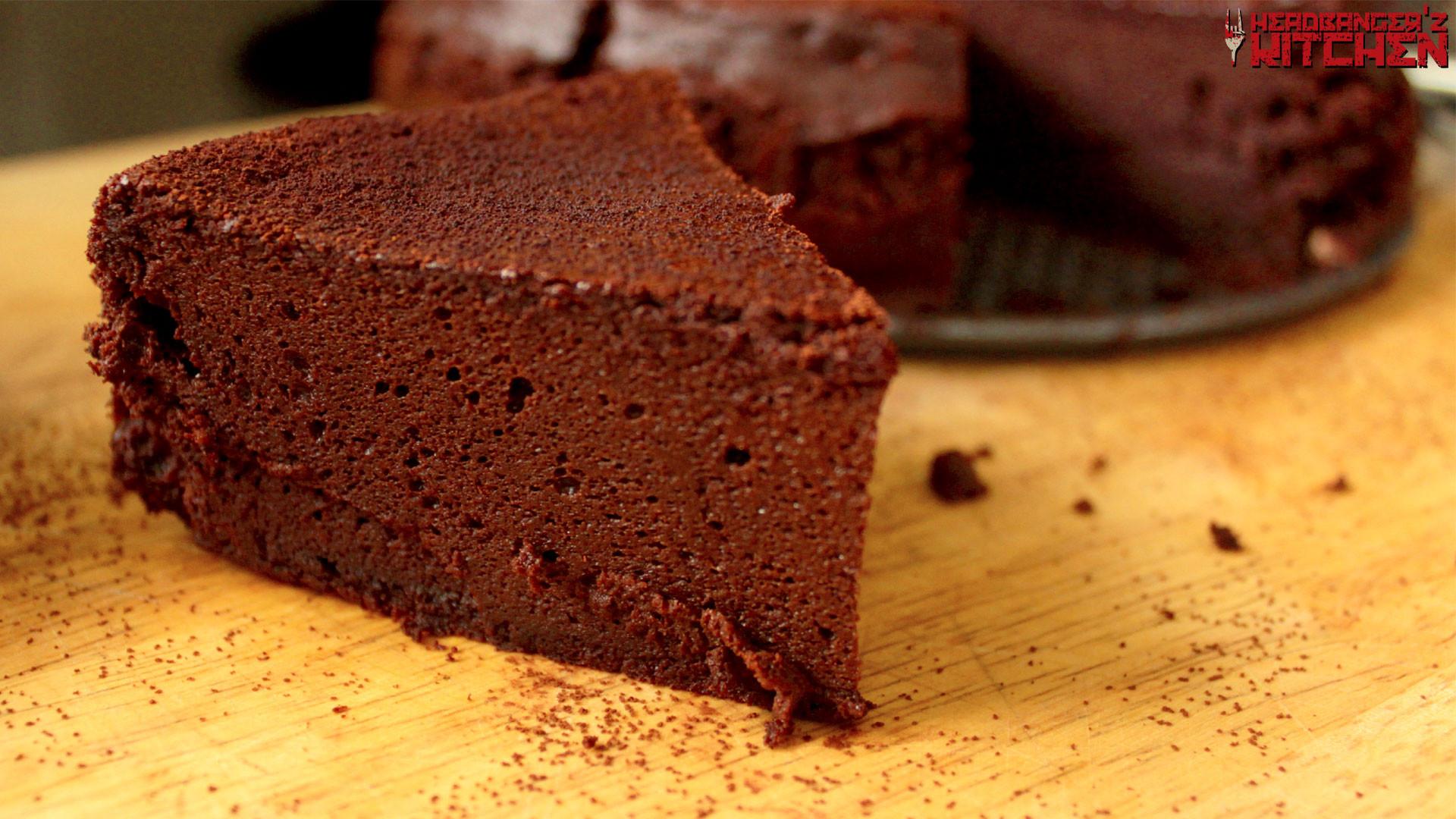 Keto Cake Recipes  Flourless Keto Chocolate Cake – Headbanger s Kitchen