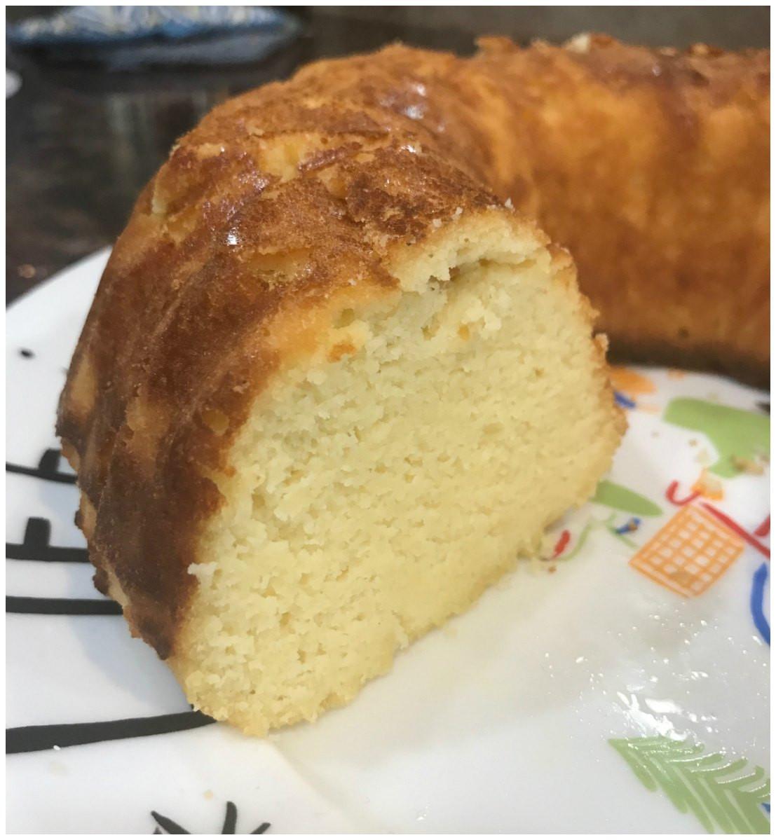 Keto Cake Recipes  Low Carb and Keto Friendly Butter Cake Recipe iSaveA2Z
