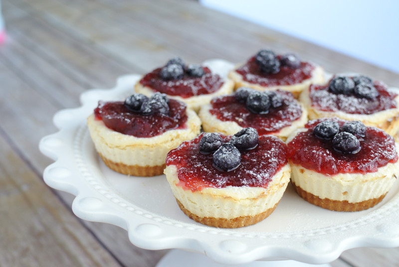 Keto Cheesecake Recipe  Keto Cheesecake Tarts – Keto Krate Blog