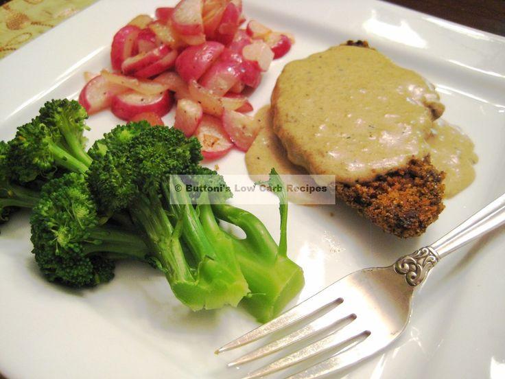Keto Chicken Fried Steak  65 best Pruvit Keto OS images on Pinterest