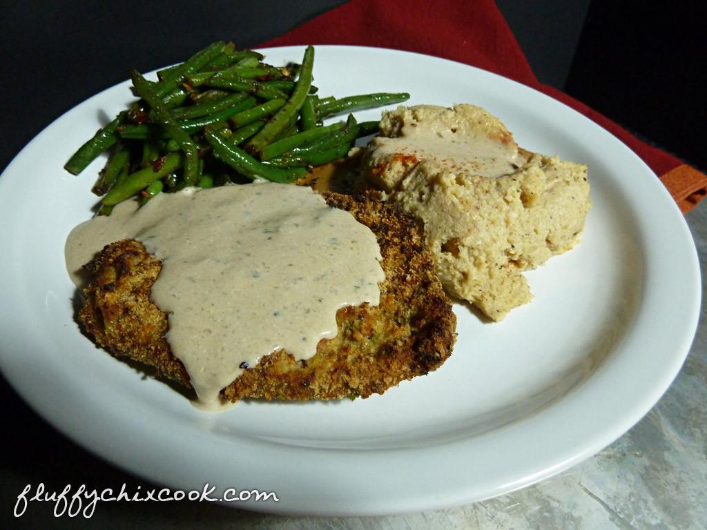 Keto Chicken Fried Steak  Keto Crumbs – Low Carb Gluten Free Breadcrumb Mix