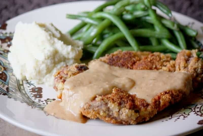 Keto Chicken Fried Steak  50 Keto Recipes Inspired by Every State Part 2