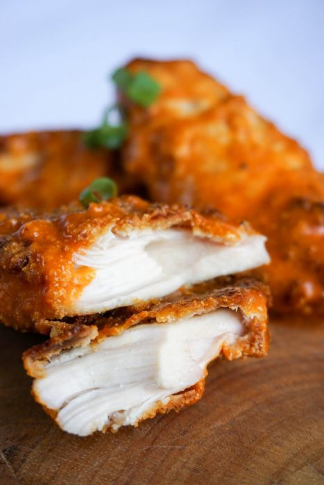 Keto Chicken Tenders  The 21 Best Keto Appetizers for Super Bowl Sunday