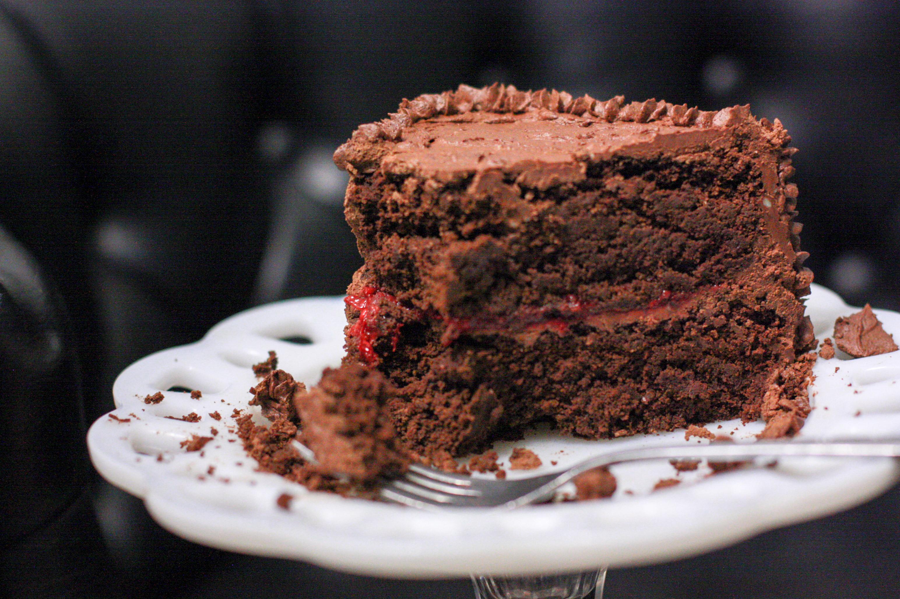 Keto Chocolate Cake Recipe  Vegan Keto Chocolate Cake passionate Keto