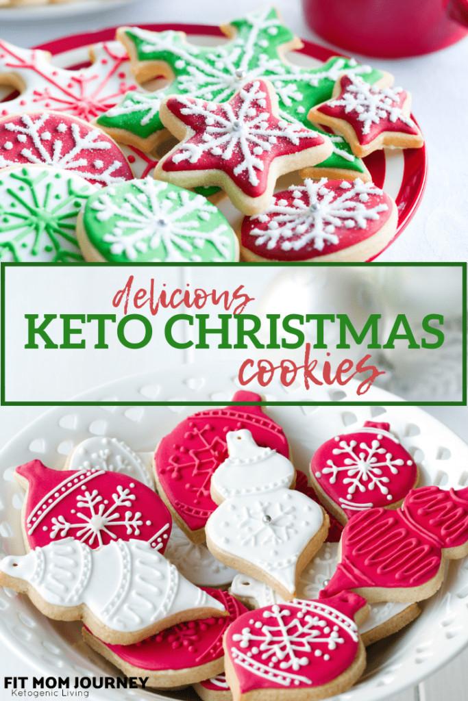 Keto Christmas Desserts  Keto Christmas Cookies Fit Mom Journey