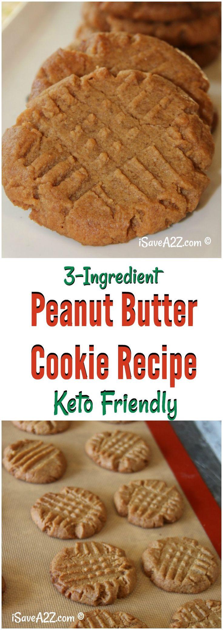 Keto Cookies Peanut Butter  De 20 bästa idéerna om Keto på Pinterest