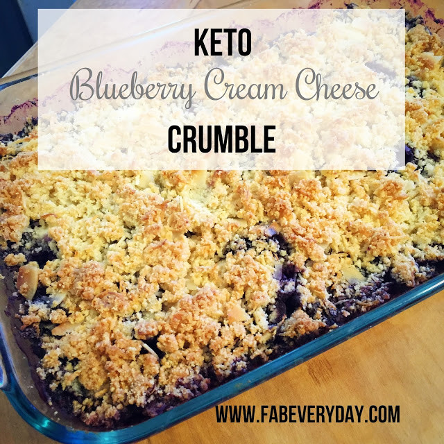 Keto Dessert Cream Cheese  Fab Everyday