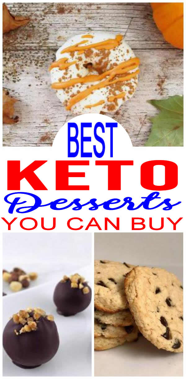 Keto Desserts Store Bought  keto store bought cookies