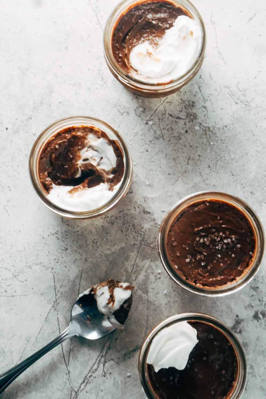 Keto Desserts Store Bought  Keto Chocolate Pots de Créme [Recipe] KETOGASM