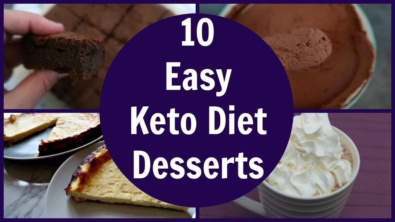 Keto Desserts To Buy  10 Easy Keto Desserts