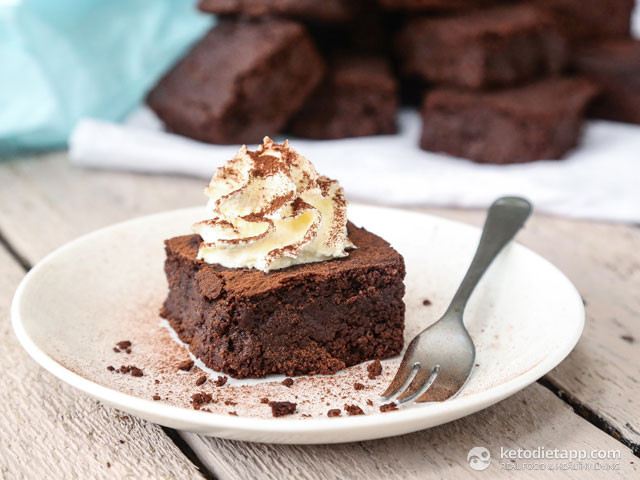 Keto Diet Dessert Recipes  Ultimate Keto Chocolate Brownies