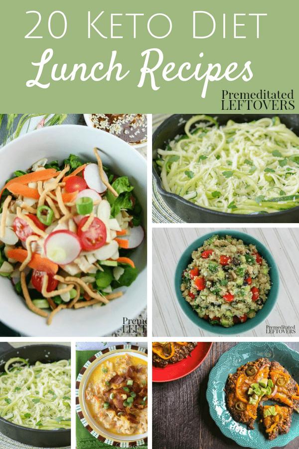 Keto Diet Dinner Ideas  20 Keto Lunch Recipes