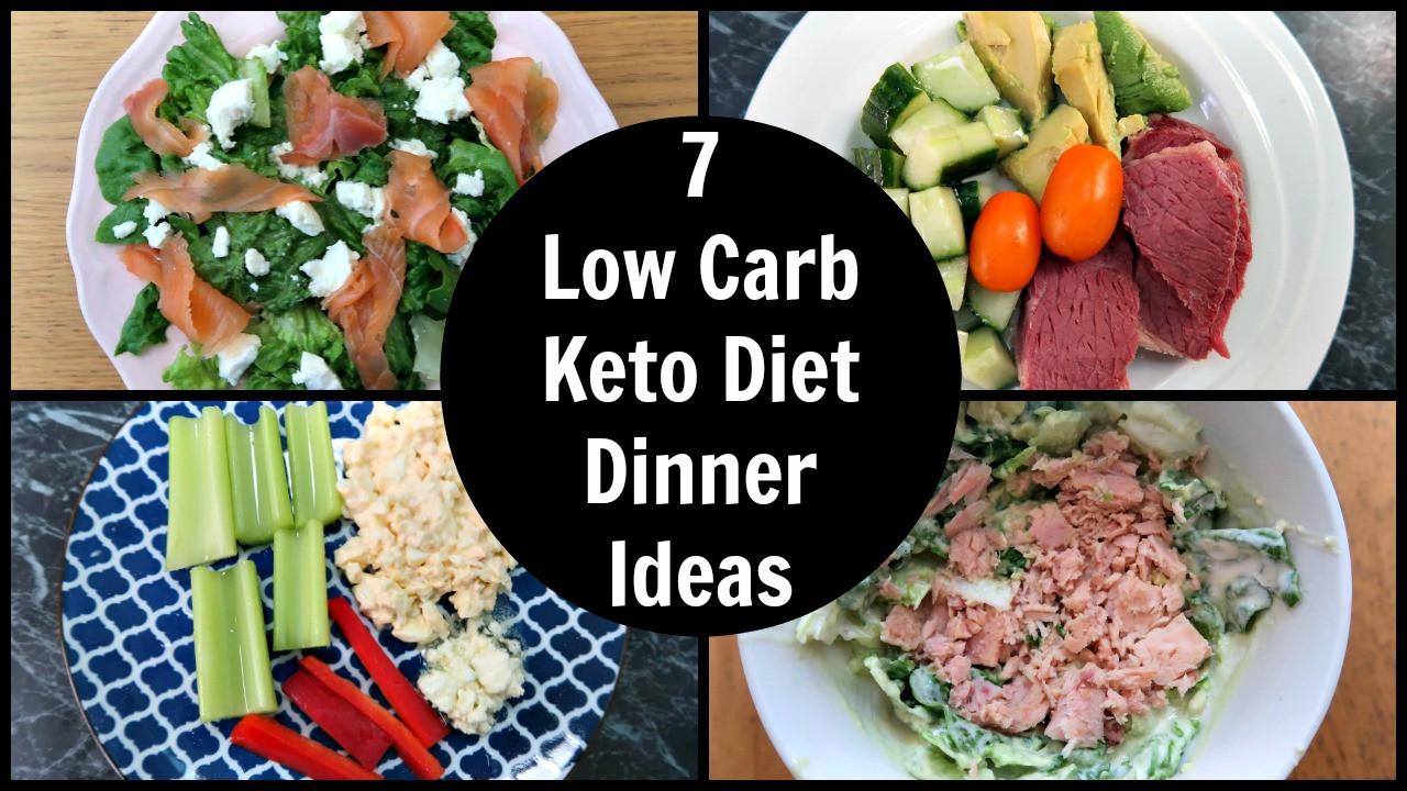 Keto Diet Dinner Ideas  7 Keto Diet Low Carb Summer Dinner Recipes & Ideas
