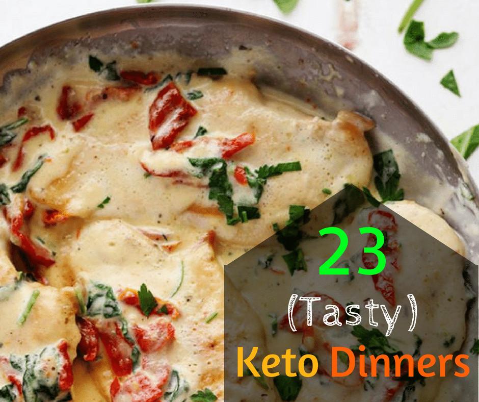 Keto Diet Dinner Ideas  Keto Dinner Ideas 23 Tasty Recipes For Super Moms