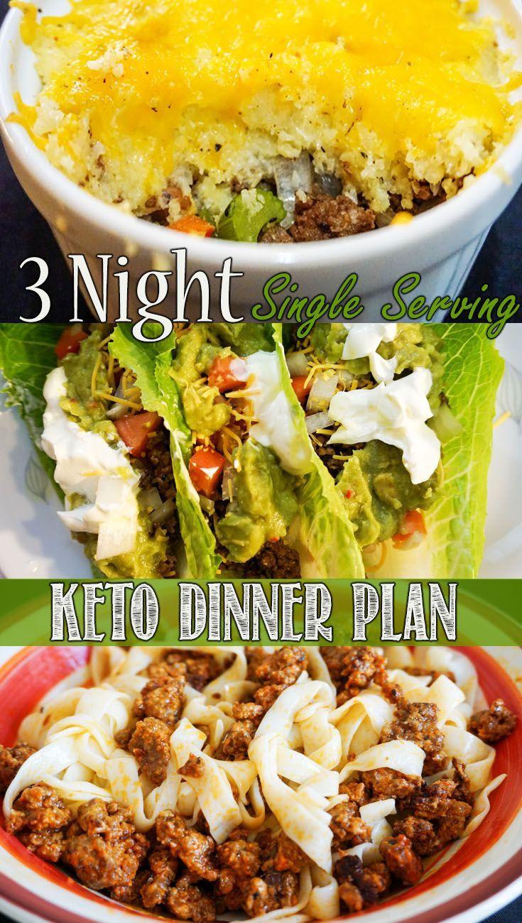Keto Dinner Recipes  Single Serve Keto Dinners ketoconnect… – KetosisDiet