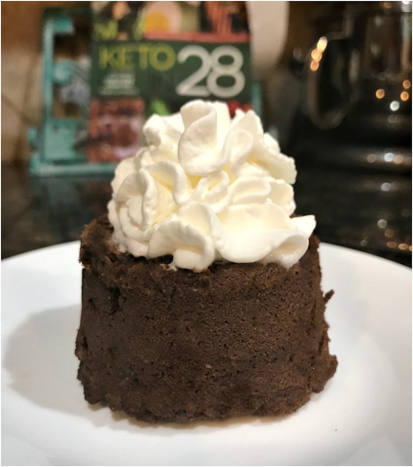 Keto Friendly Desserts  e Minute Keto Chocolate Mug Cake iSaveA2Z