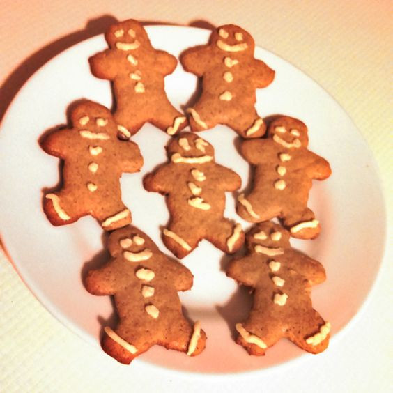 Keto Gingerbread Cookies  Is it too early for these yet Keto Gingerbread Men